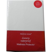 King Size Polypropylene Waterproof Mattress Cover Protector